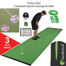 Exclusive FaceBook BirdieBall Putting Green Special Bundle, Save ... Indoor Putting Greens And Artificial Grass Starpro Tour Short Game Backyards Wondrous 10 X 16 Dave Pelz Greenmaker 5 Backyard Golf Practice Mats Galaxy Our Indoor Putting Green Love It Pinterest Useful Hole Cup Train Aids Green Premium Prepackaged Amazoncom Accsories Best 25 Outdoor Ideas On
