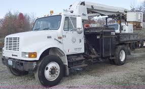 1998 International 4900 Bucket/auger Truck | Item C5752 | SO... 1995 Intertional 6x6 Texoma 330 Pssure Digger Auger Truck Used Equipment Midwest Mixer Llc Drilling Earth Oilfield Anchor Installation Odessa Tx Guy Line Seminole Auger Bobtail Truck Ledwell Peterbilt Grain With Bin Jolleys Farm Toys Diecast Summit Motors Taber Midwestern Farm At Harvest Time Auger From Silo Loading Soybean Intertional Workstar National Grid Flickr