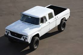 Icon 1965 Dodge D200 Power Wagon : Trucks