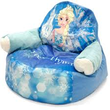 100 Kids Bean Bag Chairs Walmart Frozen Elsa Character Figural Toddler Chair Com