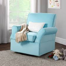 Baby Relax Kelcie Swivel Glider & Ottoman Choose Your Color