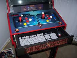 Mortal Kombat Arcade Cabinet Specs by Mortal Kombat 3 Mame Cab Built From Scratch Arcade Emulators