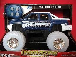100 456 Chevy Trucks Amazoncom RC Racers Monster Avalanche Car Electronics