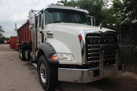 100 Mack Trucks Houston Rolling In A New RollOff Truck University Of
