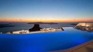 100 Santorini Grace Hotel Greece New Awardwinning Chefs At And Mykonos