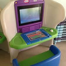 best little tikes kidsmart ibm workstation 2 total for sale in