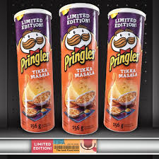 Pumpkin Spice Pringles 2017 by Tikka Masala Pringles The Junk Food Aisle