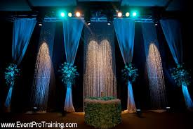 Ostrich Feather and Peacock Wedding Themed Decorations Event Pro