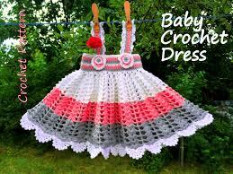 crochet pattern baby girl crochet dress newborn 3 9 months