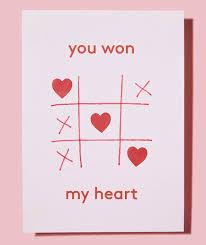 You Won My Heart Card