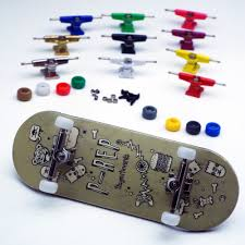 P-REP 34mm Stuff Complete Wooden Fingerboard - Pick Trucks And ...