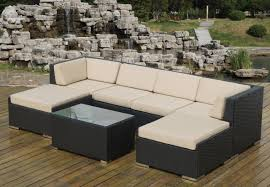Outdoor Sectional Sofa Cover by Curved Outdoor Sofa Decorative Patio Furniture Cover