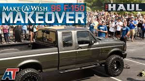 Make-A-Wish F150 Build - 1996 5.0L F150 Gets A 4