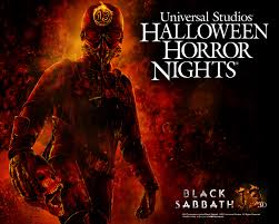 Universal Studios Halloween Haunted House by Black Sabbath Haunted Maze Is Part Of Halloween Horror Nights At