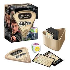 Amazon TRIVIAL PURSUIT World Of Harry Potter Edition Game Toys Games