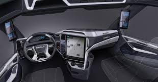 100 Semi Truck Interior Nikolatwoelectricsemitruckinterior The Fast Lane