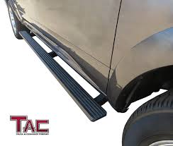 "Amazon.com: TAC TRUCK ACCESSORIES COMPANY TAC 5"" I4 Running Boards ..."