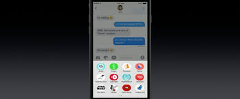 iMessage for iOS 10 is way better than Hangouts