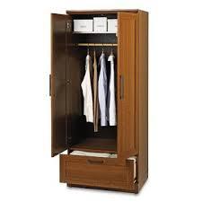 sauder home plus storage cabinet with drawer brown