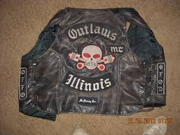 outlaws biker club still seeks return of leather vests after bar
