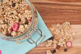 Pumpkin Flaxseed Granola Nutrition Info by Granola Nutrition Facts Calories And Health Benefits
