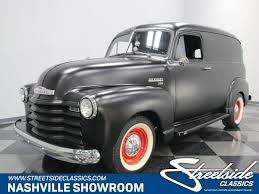 100 Chevrolet Panel Truck 1951 Delivery Streetside Classics The Nations