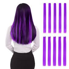 Amazoncom Fashion Clip On Bangs Light Brown Fringe Hair