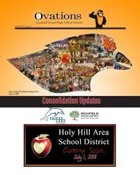 r ovation cuisine en ch e huhs fall ovations holy hill area district consolidation