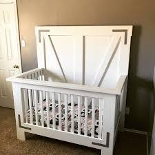 DIY Farmhouse Crib Shanty 2 Chic