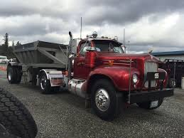 Mint Old Mack Dumper | Rigs | Pinterest | Mack Trucks, Trucks And ...