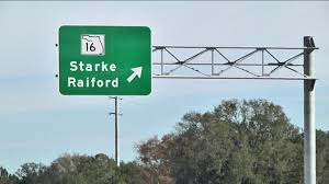 100 Truck Route Sign New Roadway Expected To Reduce Traffic On US 301 Through Starke