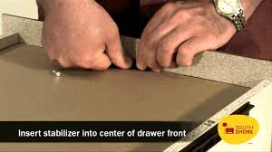South Shore Libra 4 Drawer Dresser by How To Replace A South Shore Furniture Drawer Front Youtube
