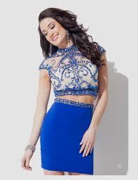 prom dresses short blue tight naf dresses