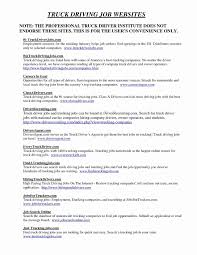 100 Cdl Truck Driving Jobs Resume For Driver Reference Resume Monpence