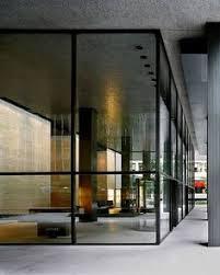 geometric modern seagram building ludwig mies van der rohe and vans