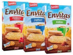 sondey envitas frühstückskekse