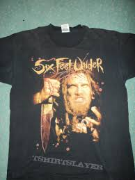 Six Feet Under Shirt / Rare | TShirtSlayer TShirt And BattleJacket ... Chris Barnes Six Feet Under Todo Lo Que Es Crear Y Hacer At Music Hall Of Williamsburg A Lalbozocom Ihate New Album 2013 Chris Barnes Six Feet Under Cannibal Corpse Unders Downplays Payola Accusation Metal Ghost Cult Magazine Cerebros Exprimidos Butler Gall Abdonan La 109 Best Death Images On Pinterest Metal Interview Youtube Photos 13 62 Lastfm Brutal Tanaka Heres Song Called Stab Injection
