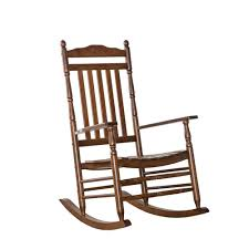 B&Z KD-22N Rocking Chairs Wood Porch Furniture Outdoor Indoor Natural OAK