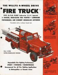 Vintage Fire Truck & Equipment | Magazine | Association | Archives Bruder Toys Scania Rseries Fire Engine Truck With Working Water Amazoncom Velocity Super Rescue 24 Hour Remote Control Mack Granite Ladder Pump And Dickie Light Sound Sos Vehicle Fast Lane Rc Fighter Toysrus Best Of L Fire Trucks Refighters Ladder Big Rc With 02770 Man Crane Action Wheels Shop Your Way Online Mb Sprinter English Brigade Big Size Full Functions