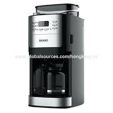 Automatic Coffee Maker With Grinder Machine China