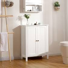 badezimmerschrank mit doppeltür