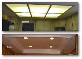 Recessed Kitchen Ceiling Lighting