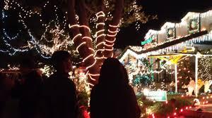 Altadena Christmas Tree Lane by Candy Cane Lane El Segundo California Youtube