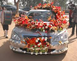 Wedding DecorSimple Indian Car Decoration On Their Day Inspiration And Style View