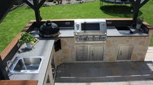 die outdoor küche ein ratgeber