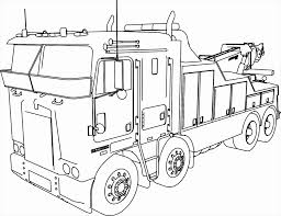 100 Best Semi Truck Coloring Pages Of Dump Coloring Pages Awesome