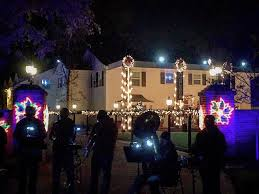 Christmas Tree Lane Fresno Ca History by Fresno State On Twitter