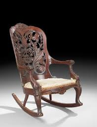 1439: American Rococo Revival Mahogany Rocking Chair On In 2019 ... Antique Wood Rocking Chair Carved Griffin Lion Dragon For 98 Restoring Craftsman Style Oak Youtube Georgian Childs Elm Windsor C 1800 United Vintage Teakwood Rocking Chair Antiques Fniture On Carousell Wrought Iron Leather Marylebone Stock Photos William Iv Mahogany Sold Chairs From The 1800s Collectors Weekly Antique Platform Chairs Classic Wikipedia