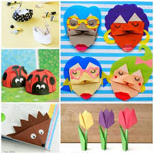 Looking For Some Fun And Creative Ways Your Kids To Express Themselves With Paper