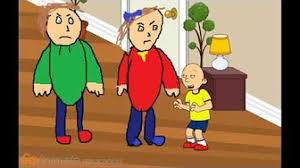 Caillou Pees In The Bathtub by Caillou Pees On His Parents U0027 Bed And Gets Grounded Aka Videos